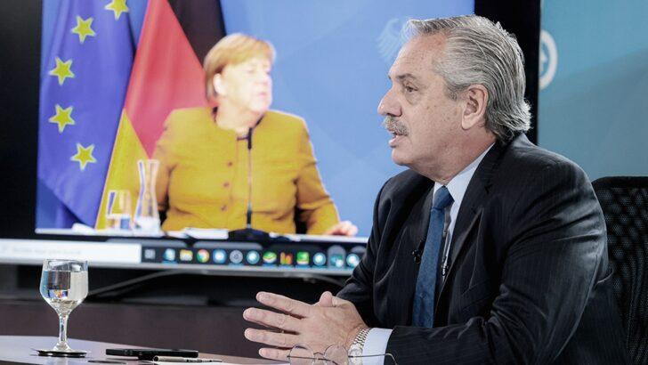 """Ante una cumbre sobre Afganistán, Alberto advirtió que el terrorismo es """"una amenaza a la dignidad humana»"""