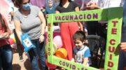 Covid 19 en Chaco: se inició la vacunación a niños y niñas priorizadas de entre 3 y 11 años