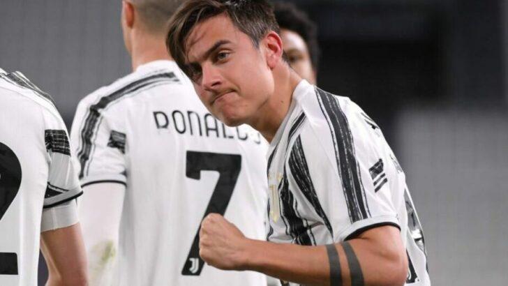 Dybala hasta 2027 en la Juventus