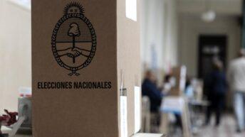 Elecciones legislativas: a partir de este miércoles estarán prohibidos los actos públicos vinculados a la gestión