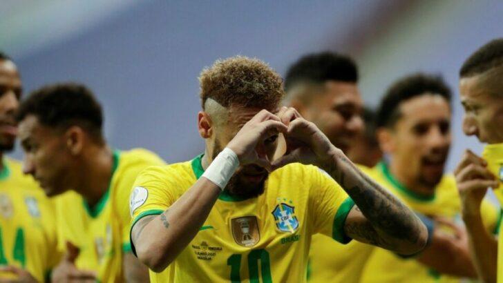 Eliminatorias Sudamericanas: en un partido cambiante y entretenido, Brasil le gano 3-1 a Venezuela