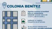 """En Colonia Benítez, Sameep inició relevamiento en la modalidad """"Puerta X Puerta"""""""