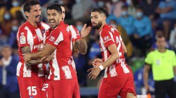En un partido polémico, Liverpool venció al Atlético Madrid