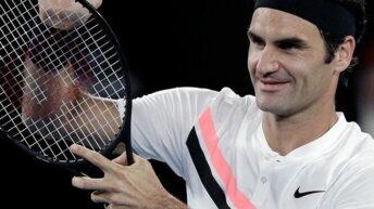 Federer abandonó el «top ten» del ranking mundial