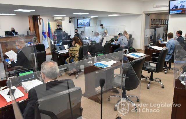 Finalmente, y tras 5 sesiones sin el quórum de la oposición, Diputados autorizó la transferencia de inmuebles a Resistencia