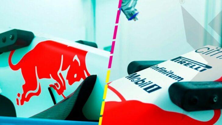 Gran Premio de Turquía: Red Bull tendrá cambio cromático en sus máquinas