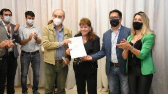 Gustavo Martínez dijo presente en el inicio de la Semana de la Cultura Peronista