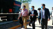 Industrias: Capitanich inauguró la planta de alimentos balanceados del grupo Insuga en Puerto Tirol