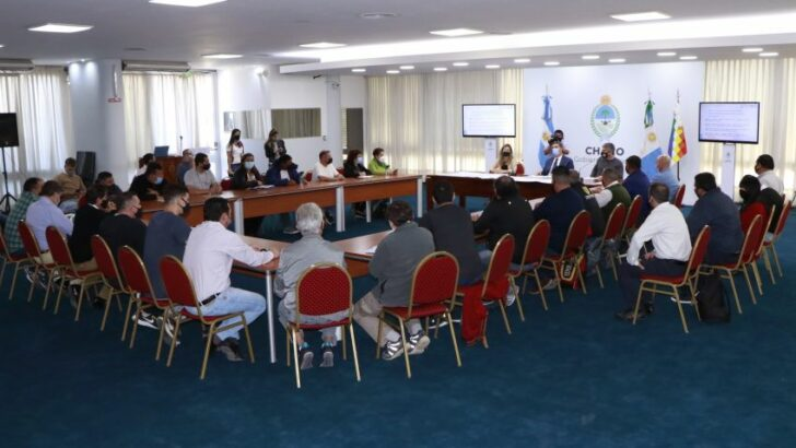 Las 62 Organizaciones dispondrán de terrenos de la provincia para la construcción de viviendas para sus afiliados