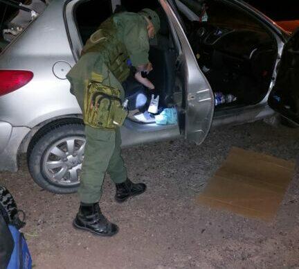 Lavado de activo en salta, Gendarmería secuestró 30 mil dólares 1