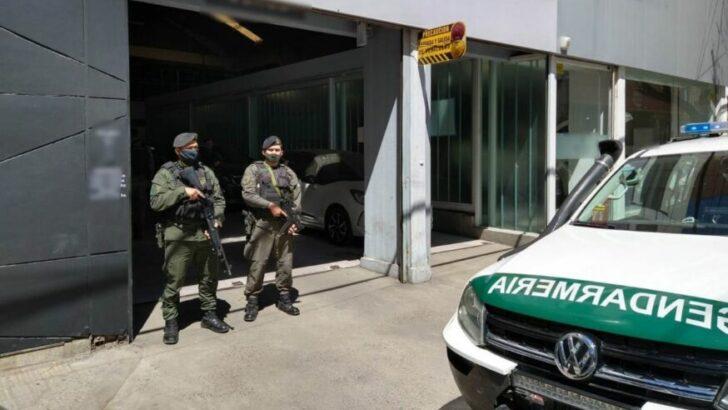 Lavado de activos en concesionarias: Gendarmería realizó tres allanamientos