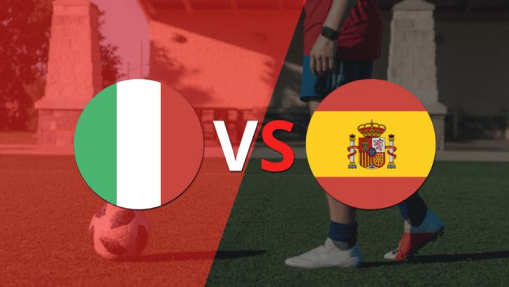 Liga de Naciones: Italia y España juegan la primera semifinal