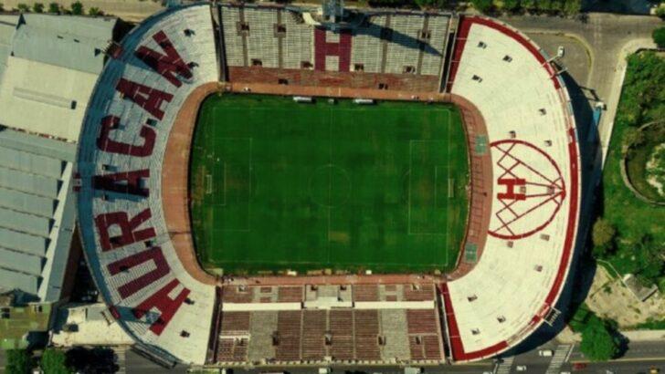 Liga Profesional de Fútbol: clausuraron el estadio de Huracán por incumplimiento del 50% de aforo