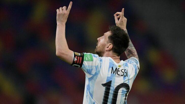 Lionel Messi: «Que no se corte, nos vemos el jueves»