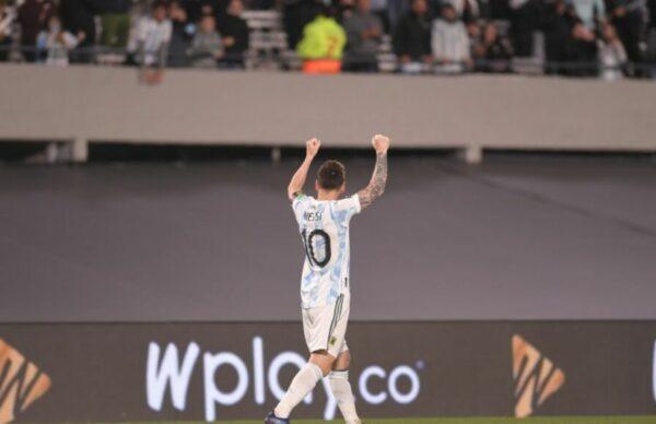 """Lionel Messi: """"Que no se corte, nos vemos el jueves"""" 2"""