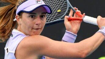Nadia Podoroska la gran ausente del Argentina Open