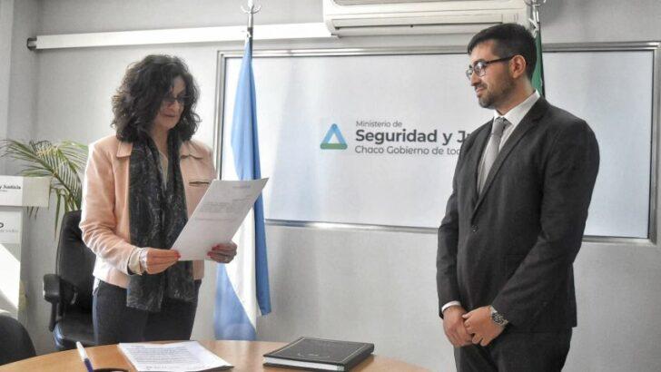 Ley Orgánica de la fuerza: entró en funciones el Defensor de la Policía del Chaco