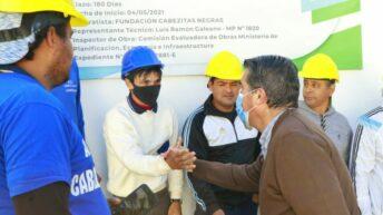 Puerto Vilelas: Capitanich inauguró el nuevo edificio del Registro Civil