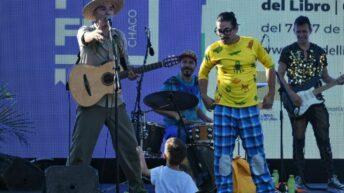 Quinta jornada de la FIL Chaco 2021: presentaciones de obras literarias y espectáculos en vivo