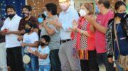 Se conmemoró el Último Día de Libertad de los Pueblos Originarios en la Escuela Pública de Gestión Comunitaria Indígena