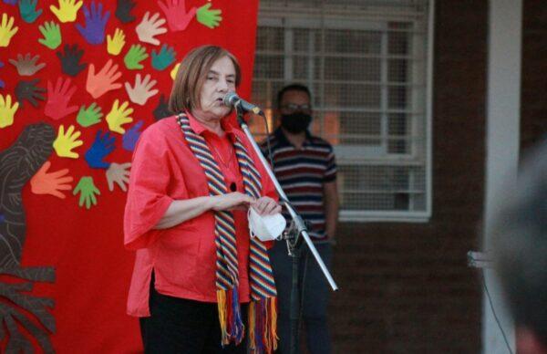 Se conmemoró el Último Día de Libertad de los Pueblos Originarios en la Escuela Pública de Gestión Comunitaria Indígena 3