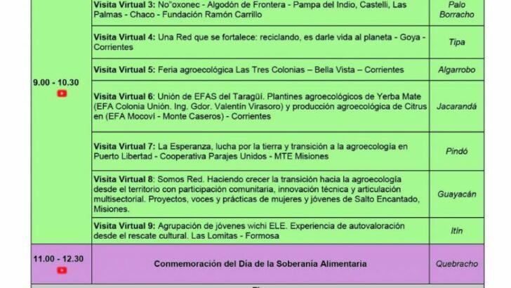 Se viene el segundo Congreso Argentino de Agroecología y Chaco será sede