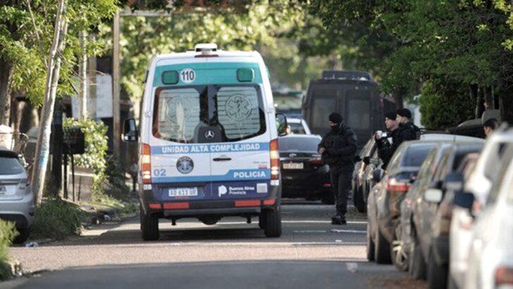 Tras más de nueve horas, terminó la toma de rehén en Caseros: murieron el agresor y el rehén